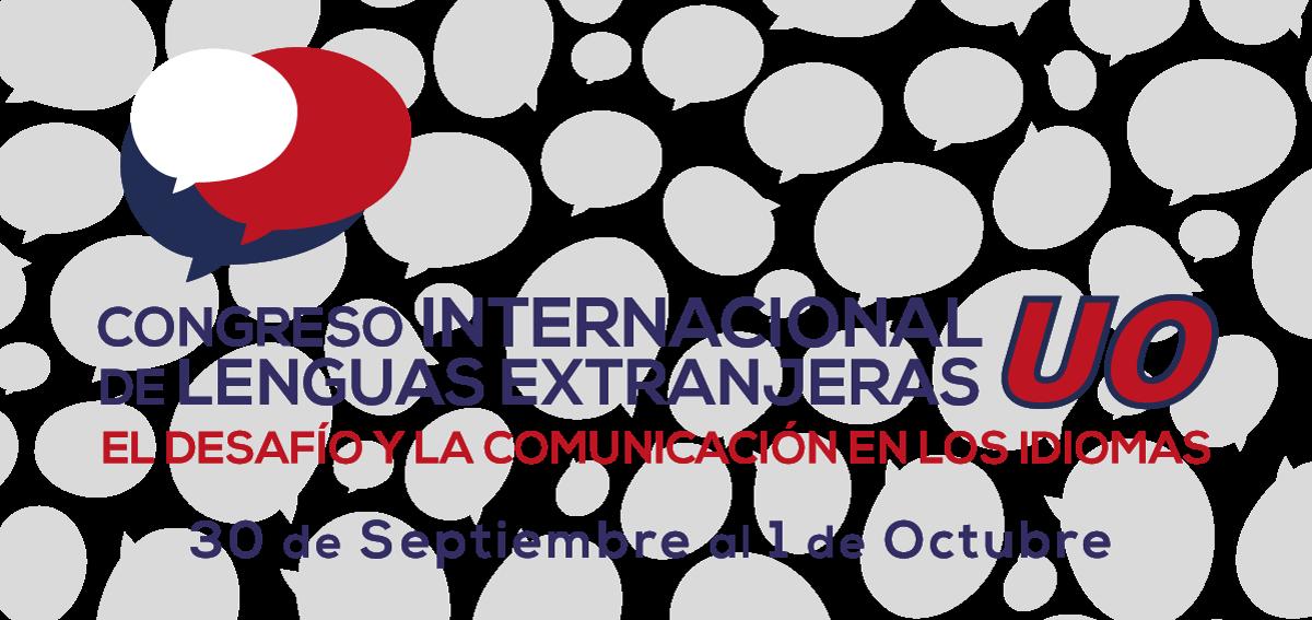 Congreso Internacional de Lenguas Extranjeras UO