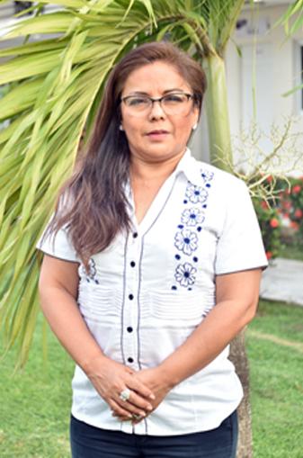 Maestra Antonia Parra Saldaña