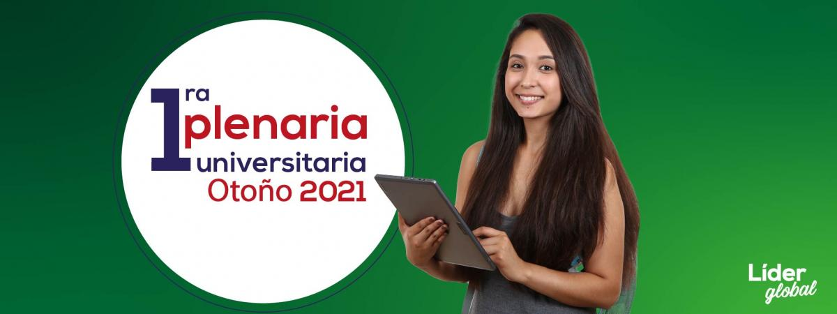 1ra Plenaria Otoño 2021