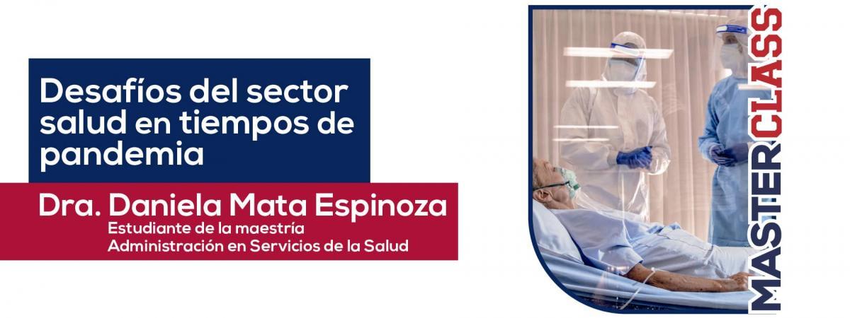 Desafíos del sector salud en tiempos de pandemia UO Cancún