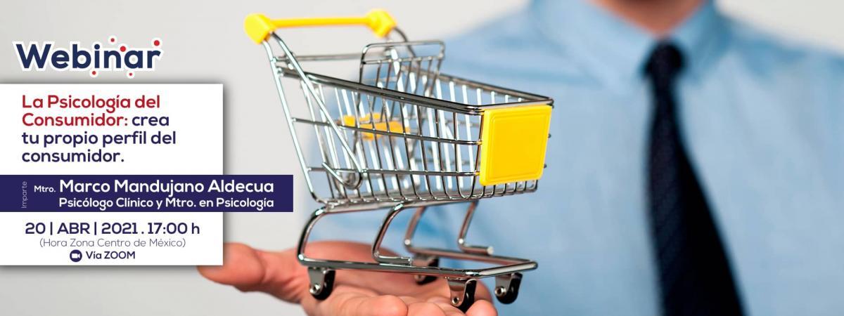WEBINAR Perfil del Consumidor, crea tu propio perfil del consumidor. UO CANCÚN