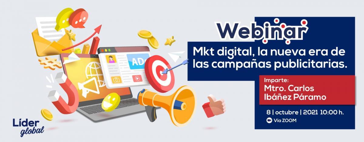 Mkt Digital, la nueva era de las campañas publicitarias