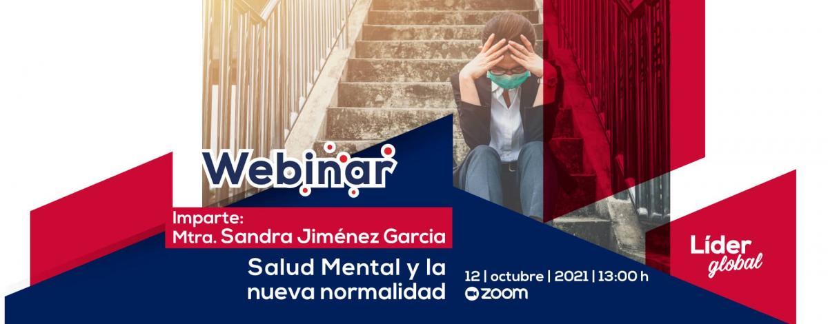 Webinar Salud Mental y la Nueva Normalidad