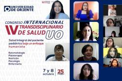CAMPUS CANCÚN PARTICIPA EN CONGRESOS POR 25 ANIVERSARIO DE UNIVERSIDAD DE ORIENTE